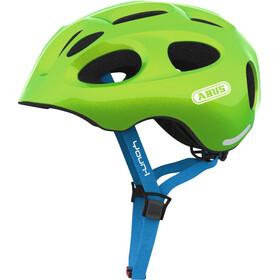 ABUS Youn-I Helmet Kinder sparkling green